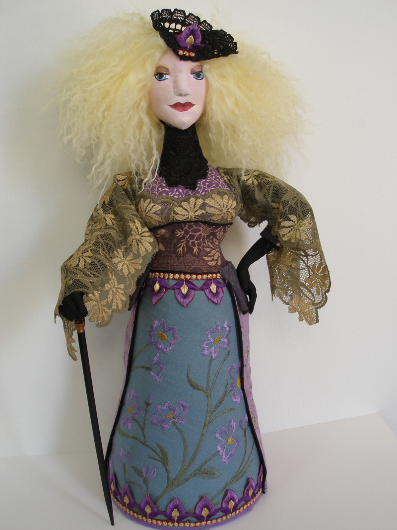 Baronessa Zelda Von Lickenstein